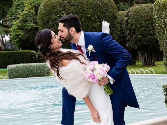 La boda de Javier y Cristina en Leganés, Madrid 20