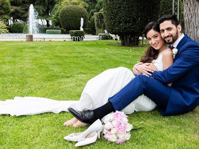 La boda de Javier y Cristina en Leganés, Madrid 21