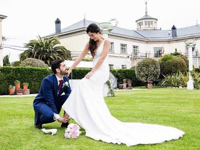 La boda de Javier y Cristina en Leganés, Madrid 23