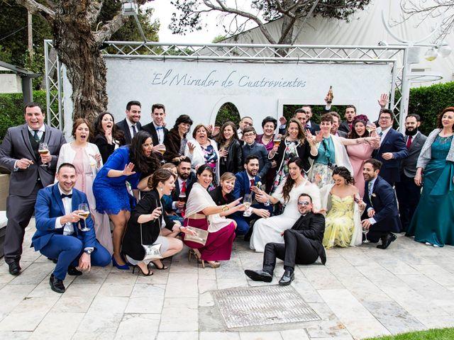 La boda de Javier y Cristina en Leganés, Madrid 25