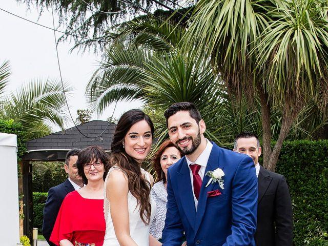 La boda de Javier y Cristina en Leganés, Madrid 27