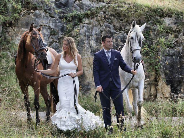La boda de Gonzalo y Noelia en Villacarriedo, Cantabria 12