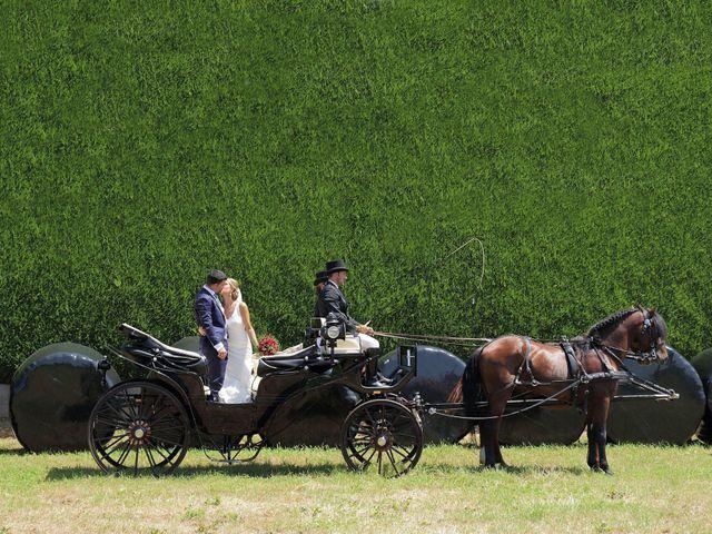La boda de Gonzalo y Noelia en Villacarriedo, Cantabria 17