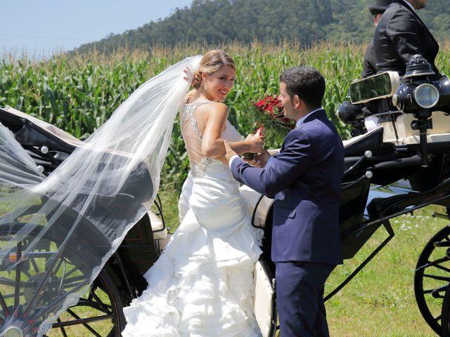 La boda de Gonzalo y Noelia en Villacarriedo, Cantabria 1
