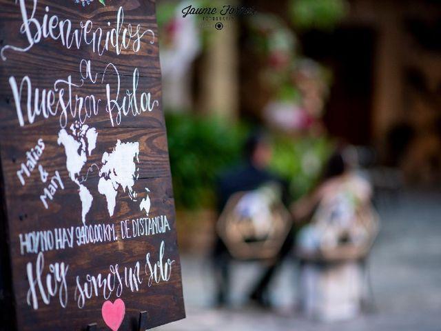 La boda de Matías y Mary en Palma De Mallorca, Islas Baleares 2