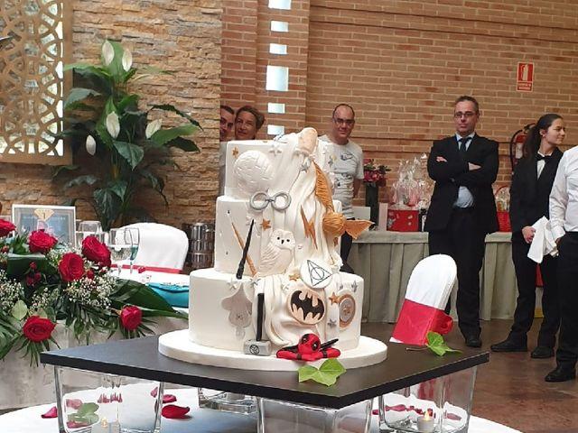 La boda de Diego y Sheila en Carranque, Toledo 6