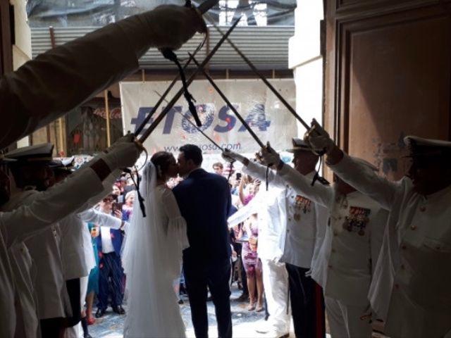 La boda de Francisco Javier  y Evelyn  en Cartagena, Murcia 18