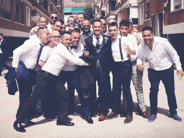 La boda de Ramón y Ana en Castalla, Alicante 5