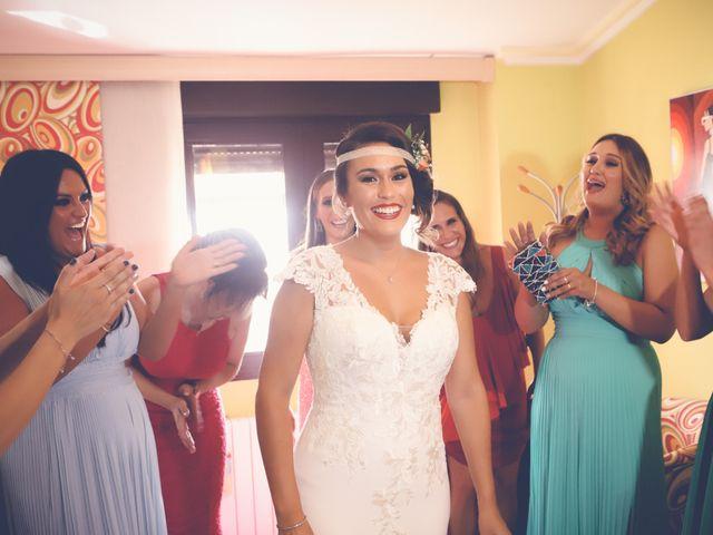 La boda de Ramón y Ana en Castalla, Alicante 9
