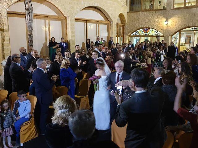 La boda de Manuel y Carolina  en Málaga, Málaga 1