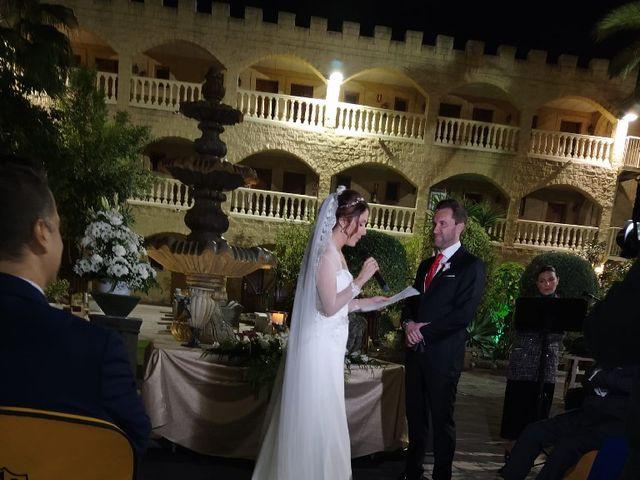 La boda de Manuel y Carolina  en Málaga, Málaga 7