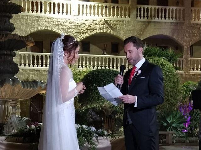 La boda de Manuel y Carolina  en Málaga, Málaga 8