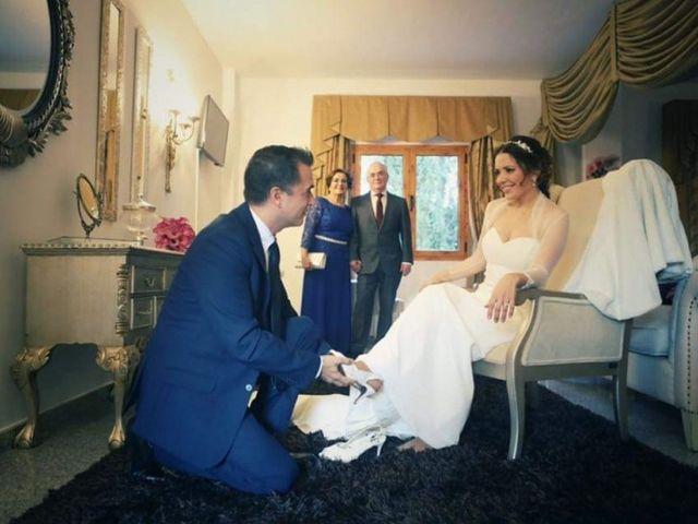 La boda de Manuel y Carolina  en Málaga, Málaga 2