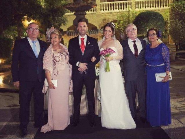 La boda de Manuel y Carolina  en Málaga, Málaga 10