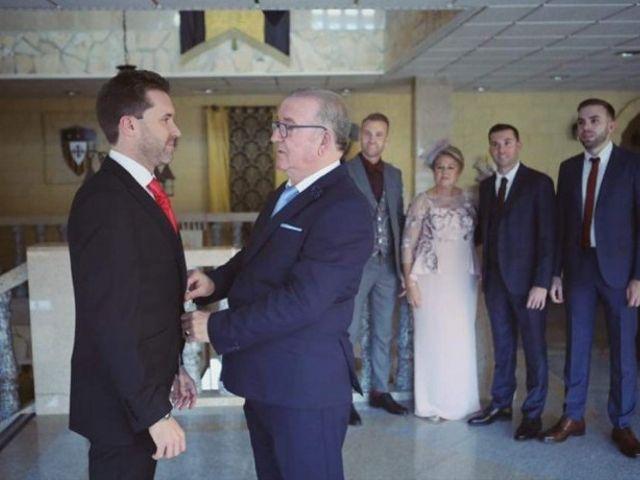 La boda de Manuel y Carolina  en Málaga, Málaga 12