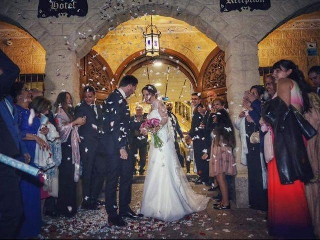 La boda de Manuel y Carolina  en Málaga, Málaga 13