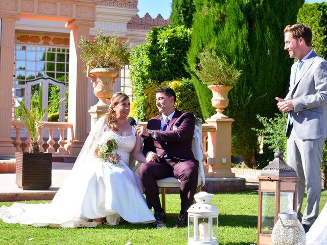 La boda de Loli y Manu