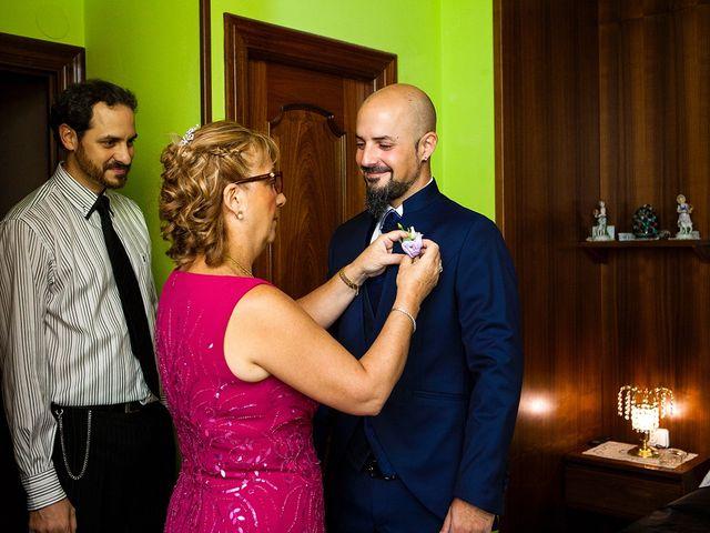 La boda de Julio y Esti en Argomaniz, Álava 8