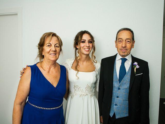 La boda de Julio y Esti en Argomaniz, Álava 11