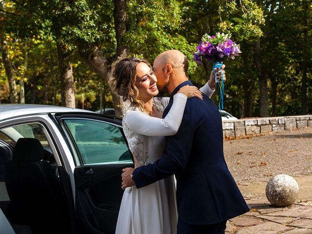 La boda de Julio y Esti en Argomaniz, Álava 17