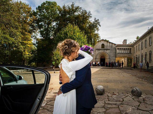La boda de Julio y Esti en Argomaniz, Álava 19