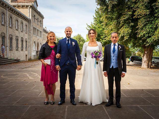 La boda de Julio y Esti en Argomaniz, Álava 20