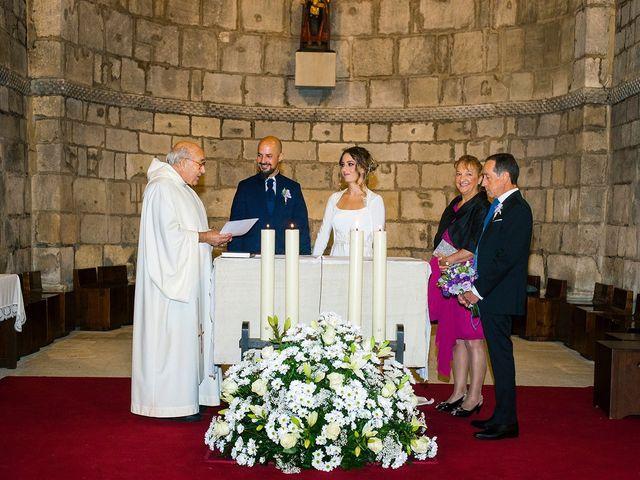 La boda de Julio y Esti en Argomaniz, Álava 23
