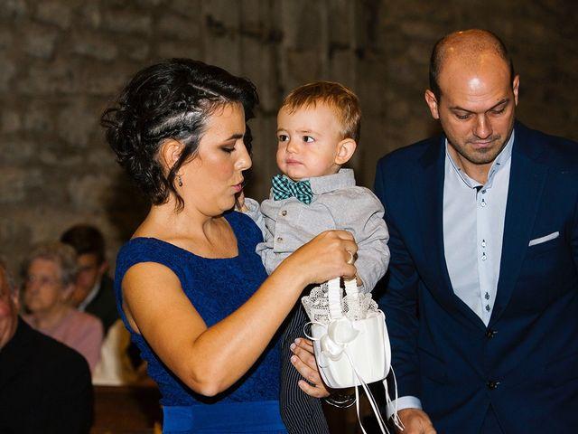 La boda de Julio y Esti en Argomaniz, Álava 25