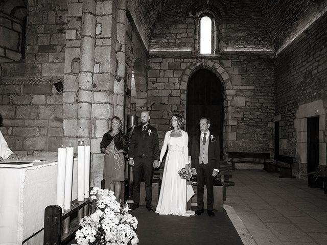 La boda de Julio y Esti en Argomaniz, Álava 26