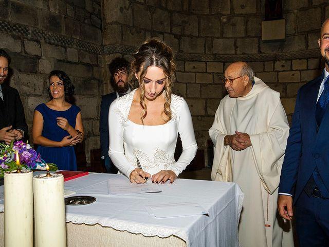 La boda de Julio y Esti en Argomaniz, Álava 30