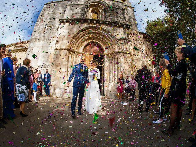 La boda de Julio y Esti en Argomaniz, Álava 31