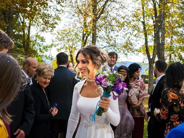La boda de Julio y Esti en Argomaniz, Álava 33