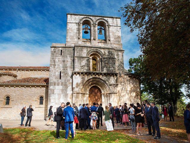 La boda de Julio y Esti en Argomaniz, Álava 34