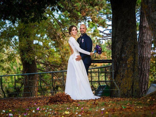 La boda de Julio y Esti en Argomaniz, Álava 36