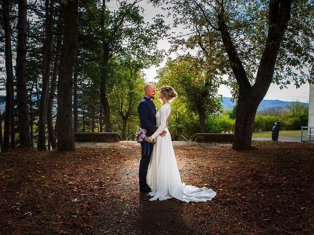La boda de Julio y Esti en Argomaniz, Álava 38