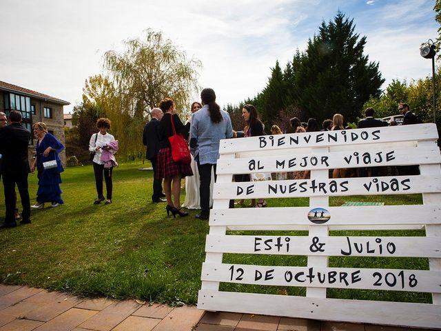La boda de Julio y Esti en Argomaniz, Álava 41