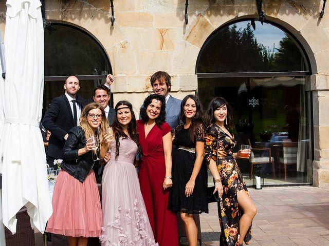 La boda de Julio y Esti en Argomaniz, Álava 42