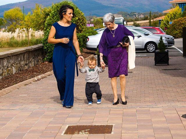 La boda de Julio y Esti en Argomaniz, Álava 46