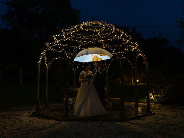 La boda de Olalla y Jorge