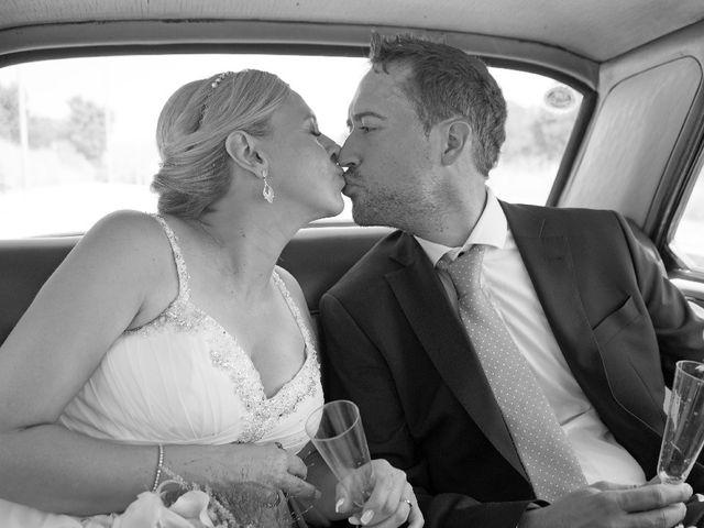 La boda de Miracle y Sergi
