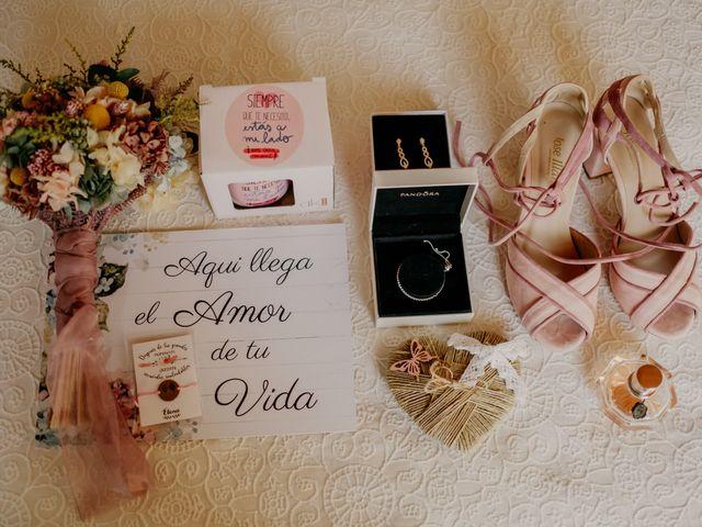 La boda de Elena y Jose Carlos en Miraflores De La Sierra, Madrid 22