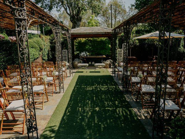 La boda de Elena y Jose Carlos en Miraflores De La Sierra, Madrid 45