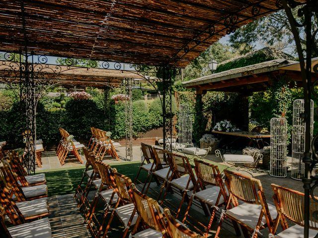 La boda de Elena y Jose Carlos en Miraflores De La Sierra, Madrid 46