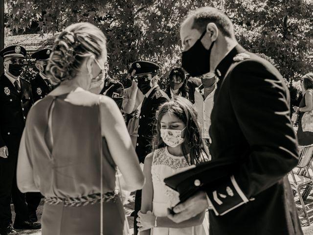 La boda de Elena y Jose Carlos en Miraflores De La Sierra, Madrid 55