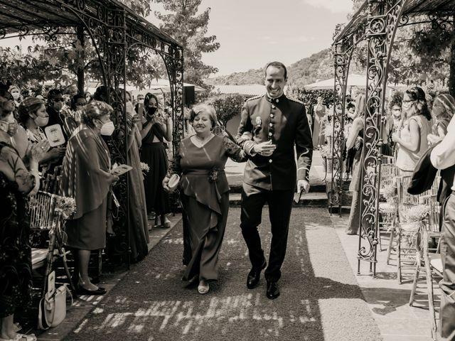 La boda de Elena y Jose Carlos en Miraflores De La Sierra, Madrid 56