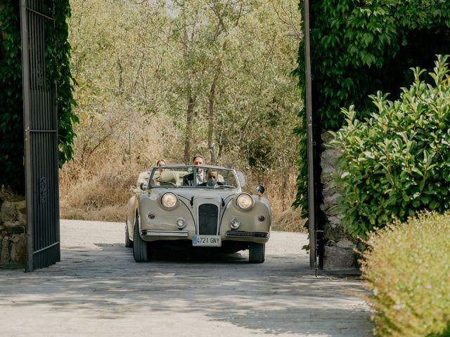 La boda de Elena y Jose Carlos en Miraflores De La Sierra, Madrid 57