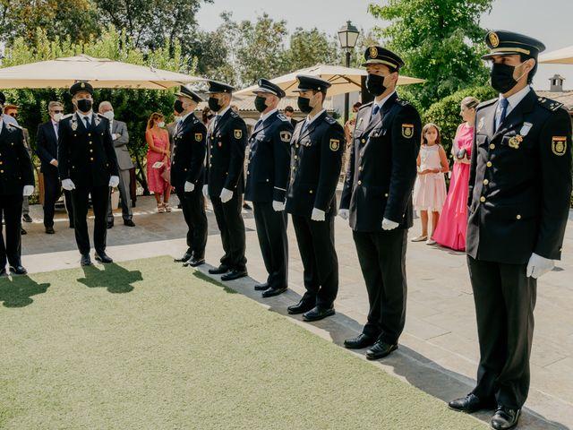 La boda de Elena y Jose Carlos en Miraflores De La Sierra, Madrid 59