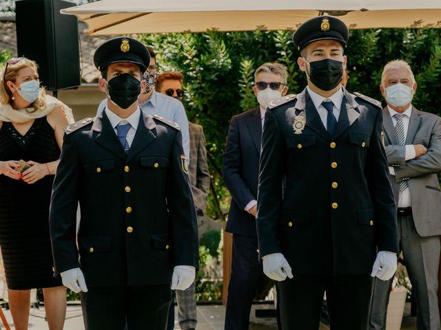 La boda de Elena y Jose Carlos en Miraflores De La Sierra, Madrid 60