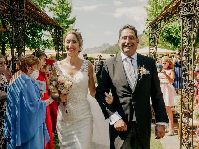 La boda de Elena y Jose Carlos en Miraflores De La Sierra, Madrid 64