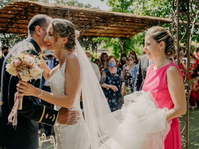 La boda de Elena y Jose Carlos en Miraflores De La Sierra, Madrid 66